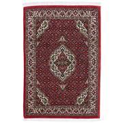 Sale 8913H - Lot 38 - Persian Fine Bidjar Rug, 152x104cm, Silk & Wool Inlaid