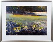 Sale 8286 - Lot 508 - Geoffrey Dyer (1947 - ) - Cockle Creek 61 x 84.5cm