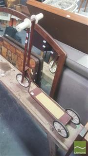 Sale 8424 - Lot 1003 - Vintage Kids Scooter