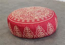Sale 9146 - Lot 1070 - Moroccan footstool (h21 x d60cm)