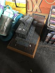 Sale 8817C - Lot 531 - City Street Diorama