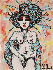 Sale 8826A - Lot 5058 - Yosi Messiah (1964 - ) - Power Girl 102 x 76cm
