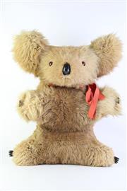 Sale 8827T - Lot 601 - Toy Koala, H 56cm