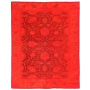 Sale 8870C - Lot 52 - Turkish Vintage Overdye Carpet in Handspun Wool, 253x199cm