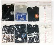 Sale 8926M - Lot 18 - Band T-Shirts incl. George Thorogood, Highwaymen & Melissa Etheridge (8)