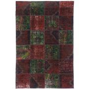 Sale 8913H - Lot 40 - Turkish Vintage Patchwork Carpet, 321x213cm, Handspun Wool
