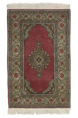 Sale 9090C - Lot 43 - Turkey Vintage Kayeseri Rug, 90x140cm, Handspun Wool