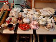 Sale 8582 - Lot 2209 - Collection of Ceramics incl Doulton Teapot