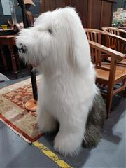 Sale 8889 - Lot 1032 - Dulux Sheepdog
