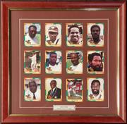 Sale 8961 - Lot 2095 - West Indies Cricket Hall of Fame Ephemera