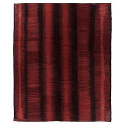Sale 9090C - Lot 44 - Persian Nomadic Mazandaran Kilim, 320x385cm, Handspun Wool