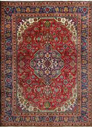 Sale 8335C - Lot 3 - Persian Mashad 334cm x 245cm