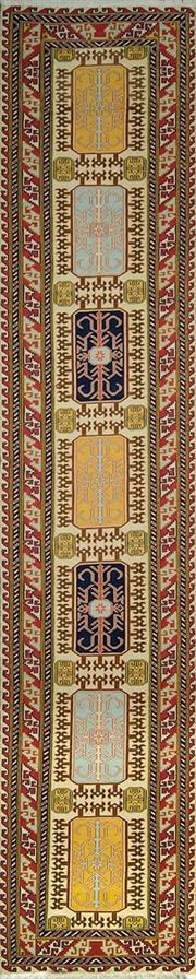 Sale 8338C - Lot 16 - Persian Somak 390cm x 75cm
