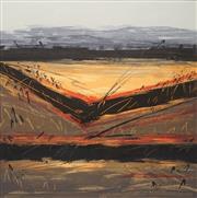 Sale 8633A - Lot 5041 - Sandra Leveson (1944 - ) - Windward Flight, 1992 68.5 x 68.5cm (frame: 99 x 99cm)