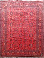 Sale 8676 - Lot 1361 - Afghan Khal Mohammedi (300 x 200cm)