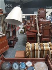 Sale 8676 - Lot 1373 - Planet Standard Lamp