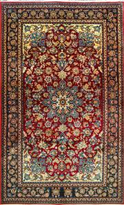 Sale 8335C - Lot 4 - Persian Lilian 207cm x 342cm