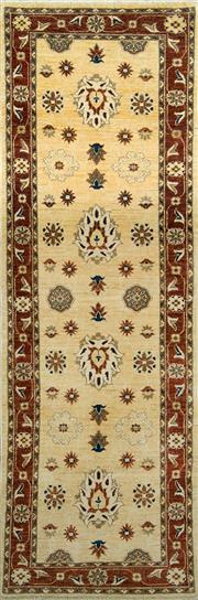 Sale 8338C - Lot 17 - Afghan Chobi 241cm x 81cm