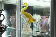 Sale 8360 - Lot 50 - Murano Art Glass Duck
