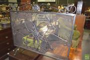 Sale 8390 - Lot 1204 - Metal Firescreen