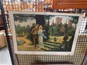 Sale 8695 - Lot 2096 - First World War Coloured Print