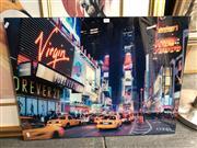 Sale 8807 - Lot 2065 - Photograph of Times Square, 60 x 80cm