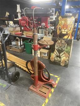 Sale 9101 - Lot 2094 - Tall Drill Press