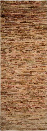 Sale 8370C - Lot 54 - Afghan Chobi Stripe 236cm x 87cm