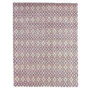 Sale 8913H - Lot 44 - Nepal Love Design Rug, 195x145cm, Tibetan Highland Wool