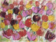 Sale 9081A - Lot 5002 - Nada Hermann - Tulips 76 x 102 cm