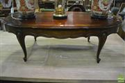 Sale 8347 - Lot 1023 - Timber Coffee Table