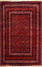 Sale 8380C - Lot 84 - Afghan Bukhara 95cm x 160cm