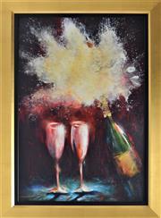 Sale 8778A - Lot 5015 - Lun Tse - Celebrate 77 x 107.5cm (frame)