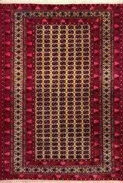 Sale 8338C - Lot 19 - Persian Turkman 190cm x 128cm