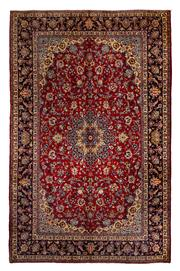 Sale 8372C - Lot 19 - A Persian Esfahan From Isfahan Region 100% Wool Pile On Cotton Foundation, 443 x 291cm