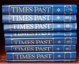 Sale 9103M - Lot 487 - A collection of eight Time Past magazine folders.