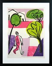 Sale 8286 - Lot 522 - Mark Schaller (1962 - ) - Clifton Hill, 2006 77.5 x 61cm
