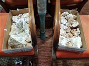 Sale 8834 - Lot 1054 - Quartz Crystal (2 boxes)