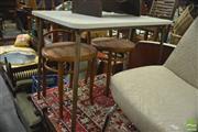 Sale 8331 - Lot 1072 - Retro Table
