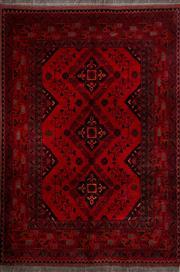 Sale 8370C - Lot 58 - Afghan Qunduzi 150cm x 99cm