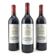 Sale 8660 - Lot 797 - 3x 2001 Chateau Labegorce, Cru Bourgeois, Margaux