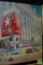 Sale 8487 - Lot 2028 - Artist Unknown - Macys (New York City) 107 x 80cm