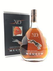 Sale 8553 - Lot 1772 - 1x Meukow XO Cognac - in box