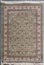 Sale 8795 - Lot 1095 - Turkish Kashan (230 x 170cm)