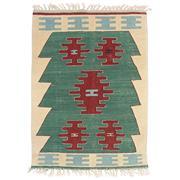 Sale 8913H - Lot 50 - Turkish Vintage Kilim Rug, 117X85cm, Handspun Wool