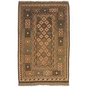 Sale 8870C - Lot 63 - Afghan Maymana Runner in Handspun Ghazni Wool, 154x98cm