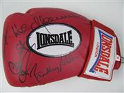 Sale 8450S - Lot 794 - All Blacks 2004 - signed Lonsdale 10oz. Boxing Glove
