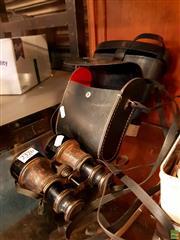 Sale 8582 - Lot 2326 - 3 Pair Binoculars