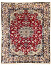 Sale 8372C - Lot 29 - A Persian Esfahan From Isfahan Region 100% Wool Pile On Cotton Foundation, 337 x 273cm