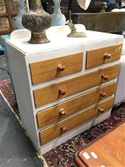 Sale 8851 - Lot 1026 - Chest of Five Drawers